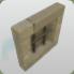 Sandstone Barred Window Square icon
