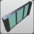 Glass Wall Half Height icon