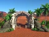 Small Pirate Entrance