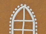 Gingerbread Icing - Window 5