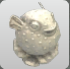 Puffer Fish Statue icon