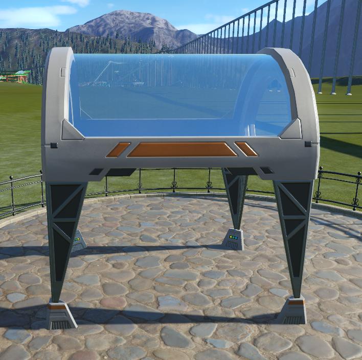 Sci-Fi Picnic Canopy & Sci-Fi Picnic Canopy   Planet Coaster Wiki   FANDOM powered by Wikia