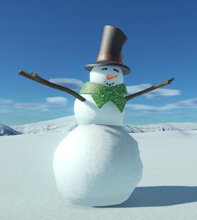 Snowman image1