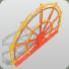 Cutout 10 - Spoked Wheel icon
