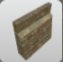 Sandstone Wall Buttressed icon