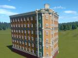 Downtown Building 01