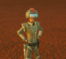 Trooper Guarding - Human