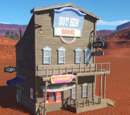 Western Themed Shops