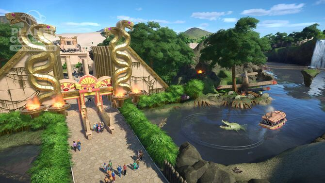 Planet coaster wiki fandom powered by wikia adventure pack malvernweather Image collections
