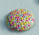 Confectionary - White Chocolate Disc Sprinkles