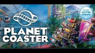 Planet Coaster - Tutorial - Episode 12 - Terrain Tool!!