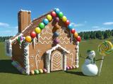 Festive House - Medium 2
