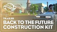 Back to the Future™ Time Machine Construction Kit