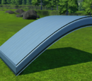 Steel Roof High Curve