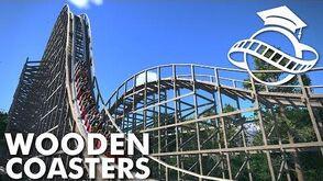 Planet Coaster College - Wooden Coaster Tutorial