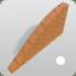 Brick Wall Gable High Curve icon