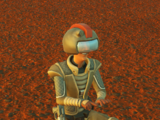 Trooper Typing - Human
