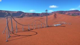 Planet Coaster - The Bear-Demon image 3