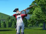 Redcoat Firing