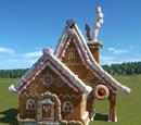 Festive House - Large 1