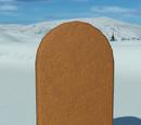 Gingerbread Cutout - Door 1