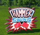 Ride Sign - Hammer Swing Lit