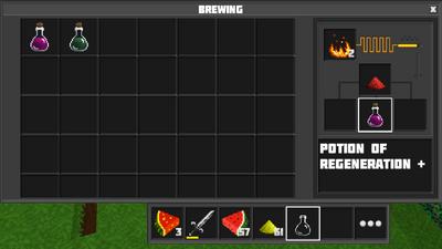 Potion of regeneration