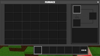 Furnace menu