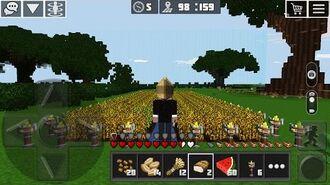 Wheat Farming Making Huge Wheat Farmland