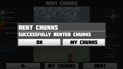 Rent chunks 4