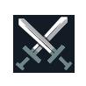 Status icon button fight