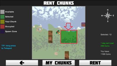 Rent chunks 2
