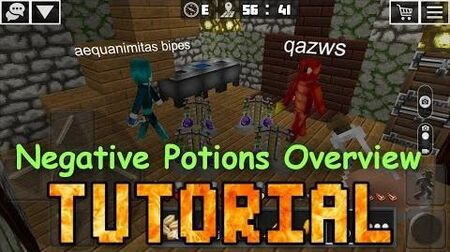 Potion with Negative Effects Overview