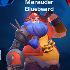 Marauder Bluebeard