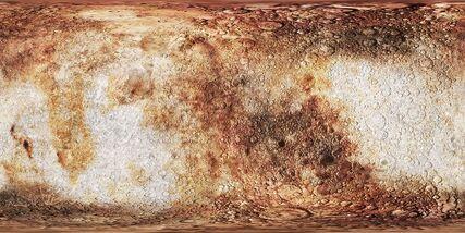 Mercury Planet Texture Maps Wiki Fandom Powered By Wikia