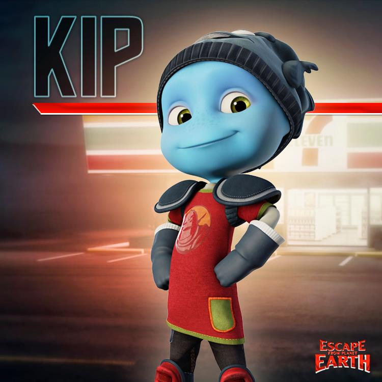 Escape From Planet Earth Kip