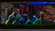 Kermit's Swamp Years Frogs