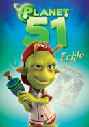 Eckle poster with name