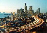 SCENIC SeattleNight I5