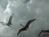 Chaoyangopterid pterosaur