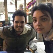 Sara e Josep Maria