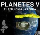 Planetes V: O teu nome na Terra