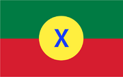 Xentrican Flag