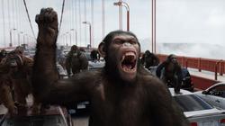 Caesar Leading the Ape Army HD