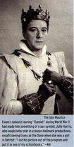 Maurice Evans Hamlet