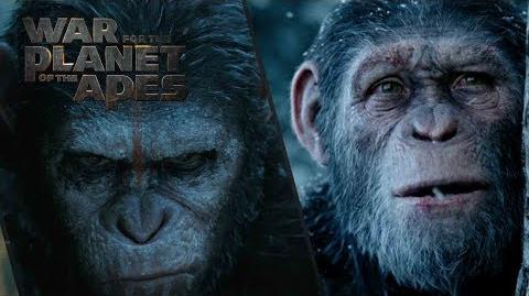 """War for the Planet of the Apes """"One Incredible Story"""" TV Commercial 20th Century FOX"""