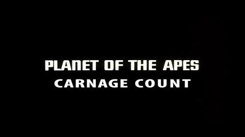 How Many Kills in Planet of the Apes (1968)