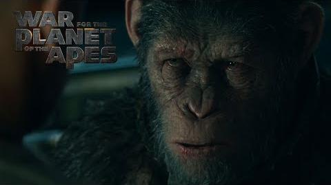 "War for the Planet of the Apes ""I Showed You Mercy"" TV Commercial 20th Century Fox"