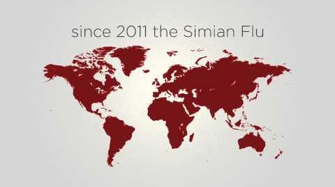 Simian Flu Public Service Announcement