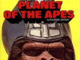 Brown & Watson 'Planet of the Apes' Annual, 1975